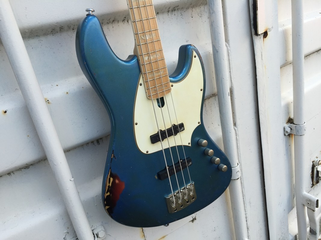 BeBop 4 Lake placid blue