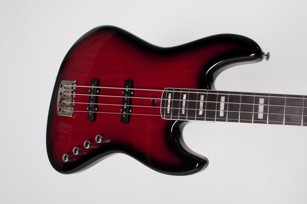 BeBop 4 wine burst