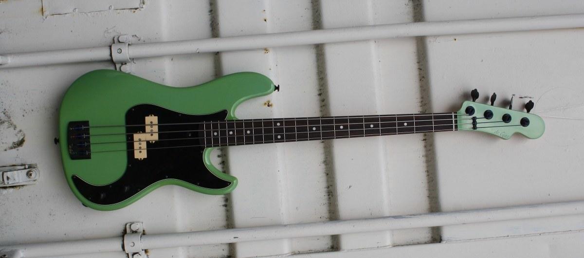 De Gier Soulmate 4 Custom Green