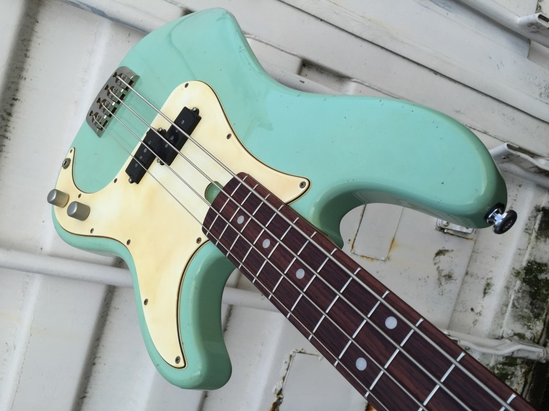 Soulmate surf green relic