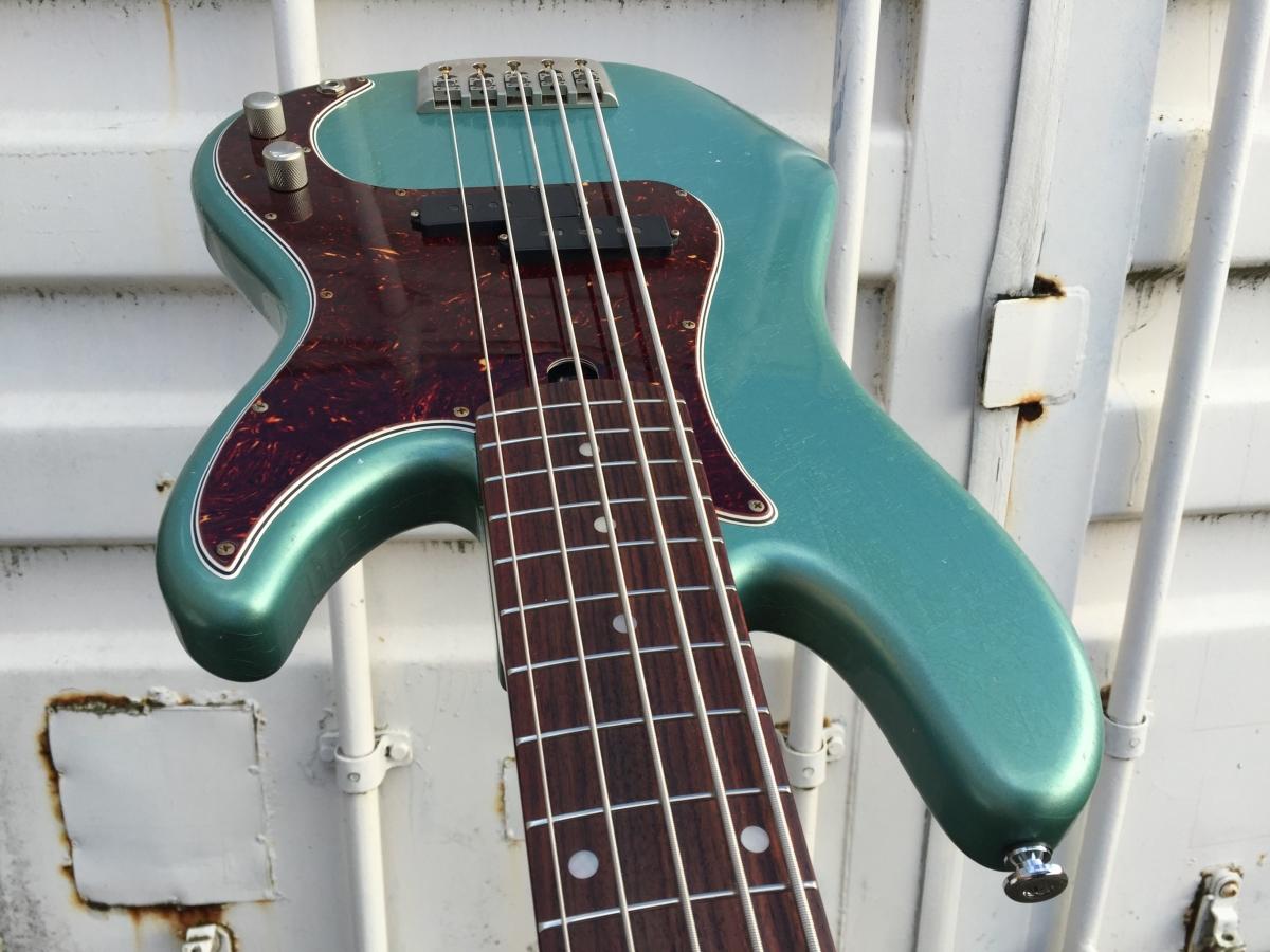 De Gier Soulmate 5 Teal Green relic