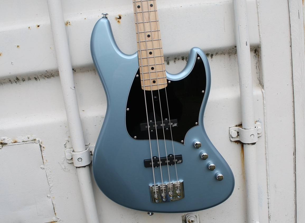 De Gier BeBop Ice Blue Metallic
