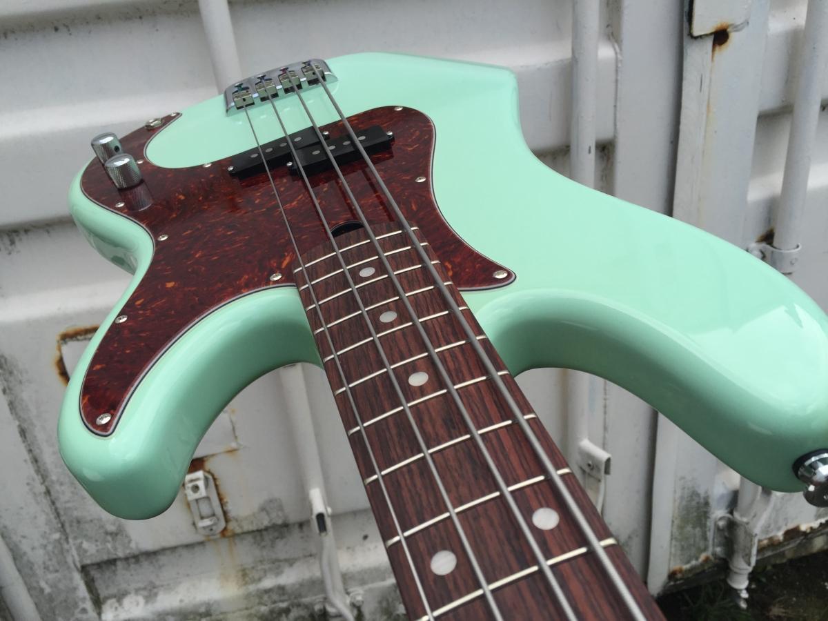 De Gier Soulmate 4 Surf Green relic
