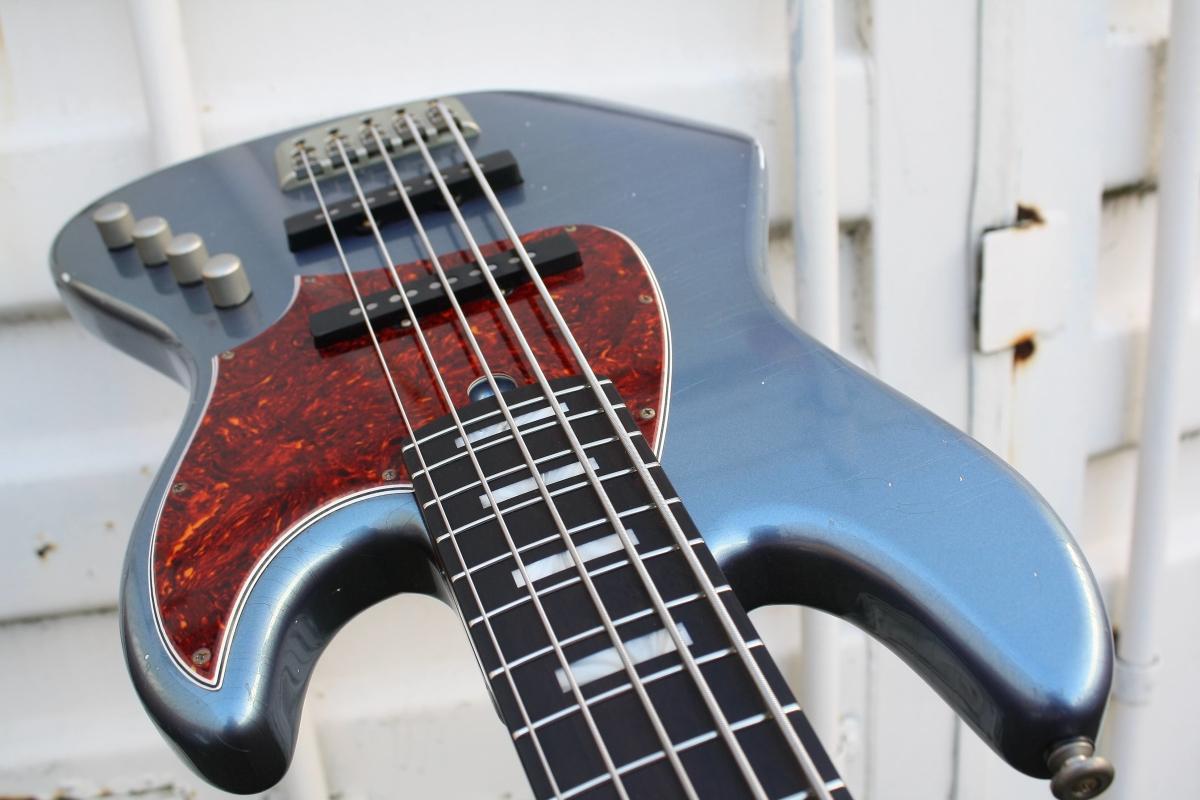 De Gier BeBop 5 Pelham Blue