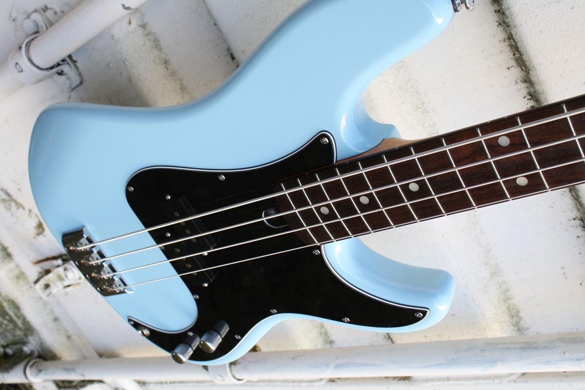 De Gier Soulmate 4 custom blue